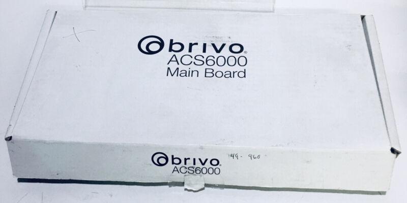 BRIVO ACS-6000-MBE -Two Reader Main Board
