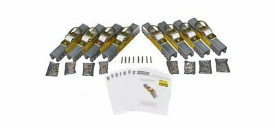 Standing Seam Roof Anchor Ssra1 Contractor Pack 8 Anchors