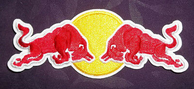Pop Drink (RED BULL PATCH RED BULL ENERGY DRINK GIVES YOU WINGS MONSTER SODA SOFT DRINK)