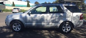 2009 Ford Territory AWD Roxburgh Park Hume Area Preview