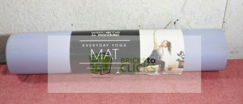 Manduka Welcome Yoga Mat - Lavender 5mm