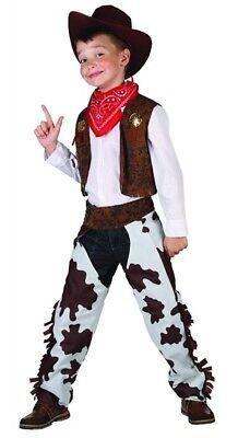 Cowboy-Kostüm Deluxe für Jungen - Cowboy Kostüm Für Jungen