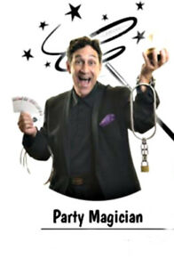 Awesome Magician! Birthday Parties! Weddings! Festivals!