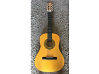 3/4 Child Size (8-12 Years) Acoustic / Classical Nylon String Palma Guitar