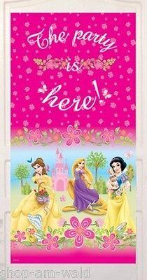 Disney Princess Rapunzel Schneewittchen Belle Prinzessinnen Poster Türposter