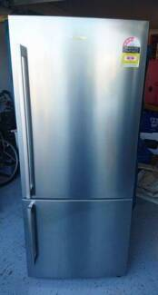Samsung Stainless Steel 458 litre upside down Fridge