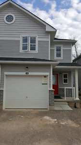 BRAND New END Unit Townhouse,Backing to GREEN Space 3Bed 2.5bath