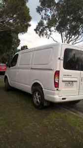 2013 LDV V80 Van/Minivan **12 MONTH WARRANTY** Derrimut Brimbank Area Preview