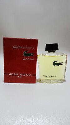RED BOX LACOSTE JEAN PATOU - JEAN PATOU - EDT EAU DE TOILETTE SPLASH 120 ML