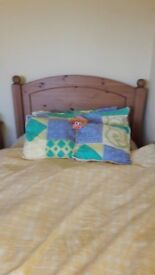3ft standard size Single Pine Bed