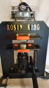 20 Ton Rosin Press