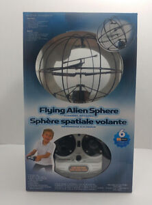 Flying Alien sphere drone. New in bow includes batteries