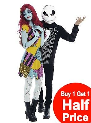 Buy 1 Get 1 50% OFF (Add 2 to Cart)  Nightmare Before Christmas Costumes  - 50 Off Costumes