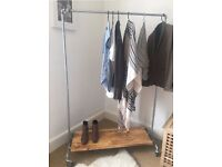 Modern Clothes Rails