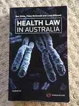 Health Law in Australia Wollstonecraft North Sydney Area Preview