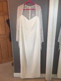 Brand New Wedding Dress (Ex Stock) Size 20