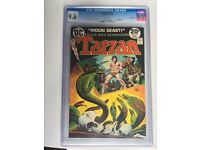 Tarzan DC Bronze Age Suscha News Pedigree
