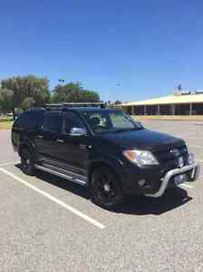 2008 Toyota Hilux Ute **12 MONTH WARRANTY** West Perth Perth City Area Preview