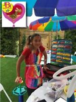 BALLOON TWISTING AND FACE PAINTING