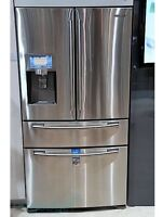 Brand new Samsung stainless steel fridge