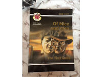 Of mice and men GCSE text guide CGP