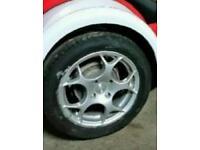 Tsw venom alloy wheels Ford fitting