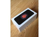 iPhone SE 16gb in Space Grey (Unlocked) [BRAND NEW & SEALED]