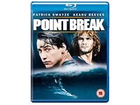 Point Break Blu Ray - Good Condition