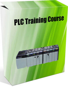 ALLEN BRADLEY PLC HARDWARE AND PROGRAMMING TRAINING COURSE + 3  BONUS PLC EBOOKS