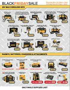 BLACK FRIDAY TOOL SALE - DEWALT - MILWAUKEE - MAKITA Sarnia Sarnia Area image 3