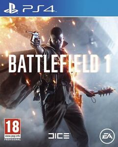 Looking to buy Battlefield 1 PS4