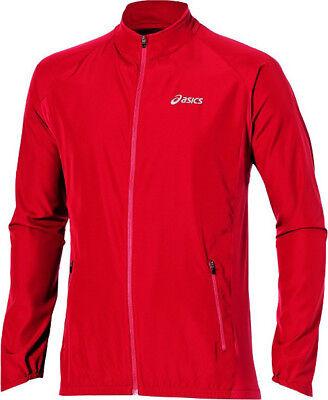 Asics Woven Jacket Running Herren Laufjacke Wind. & Wasserabweisend 110411-6015 Running Woven Jacket