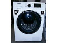 SAMSUNG AddWash WW80K6414QW Washing Machine - White £429.99