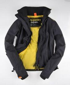 Superdry windcheater coat