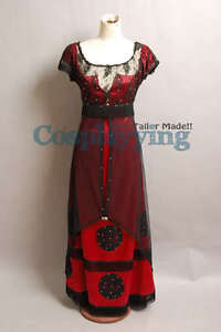Replica-Titanic-Rose-Jump-Dress-Costume-Victorian