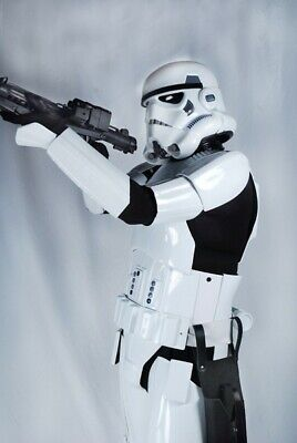 New Stormtrooper Armor (Stormtrooper armor Star Wars A New Hope)
