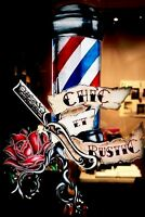 Coiffeur/coiffeuse - Hairdresser/Hairstylist