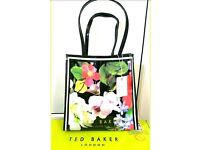 LADIES TED BAKER LARGE SHOPPER HANDBAG NEW NEVER USED WITH TAGS
