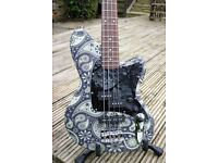 Custom Ibanez Short Scale Bass