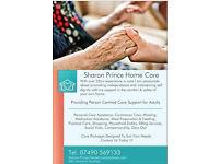 Sharon Prince Home Care