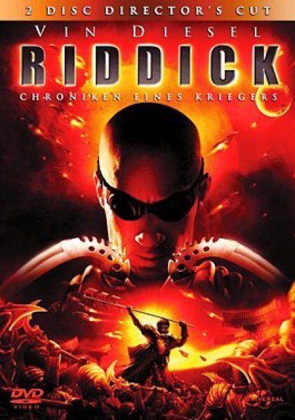 Riddick - Chroniken eines Kriegers / Director's Cut / 2 DVDs / #4303