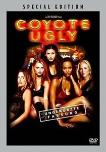 Coyote Ugly - Special Edition - uncut  -  DVD-NEU-OVP