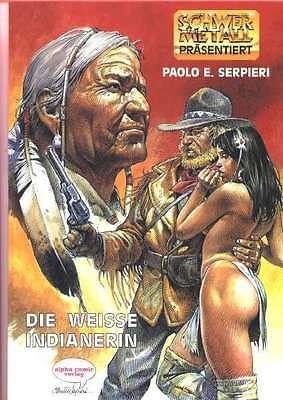 SM 24 : Die weiße Indianerin