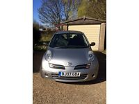 Nissan Micra 1.2 16v Initia 3dr (06 - 07) Automatic - Only 31,250 miles!