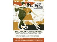 Ballroom dance classes for beginners