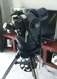 Meade ETX-90EC Telescope and Tripod