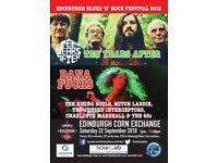 Edinburgh Blues N Rock Festival Tickets