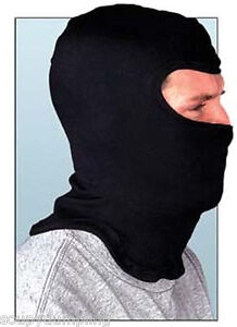 ULTRA THIN SKI FACE MASK - GREAT UNDER A BIKE / FOOTBALL HELMET - BALACLAVA