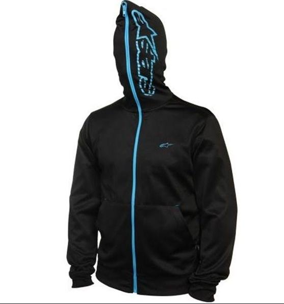 Alpinestars Mens Freemont Hooded Zip Sweatshirt