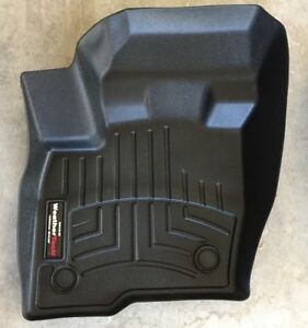 Edge WeatherTech Floor Liners (2015-2017)#448152-448151